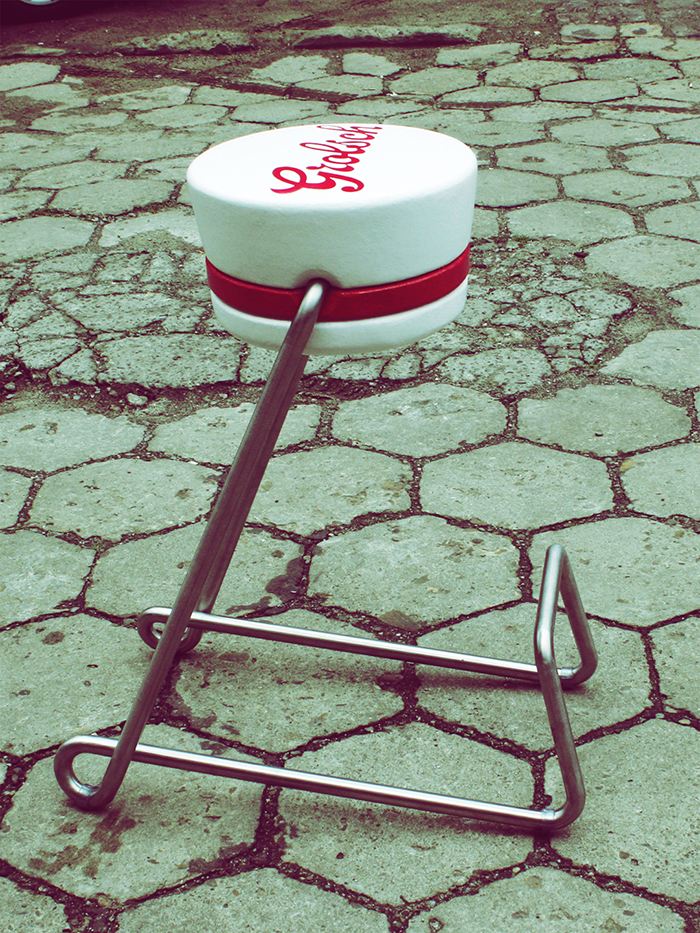 Grolsch Bar Stool